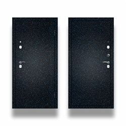 Металлическая дверь Гера