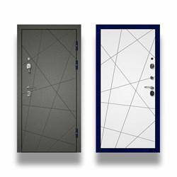Входная металлическая дверь Пульсар